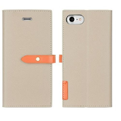 Goospery iPhone 7 Romance Wallet Case