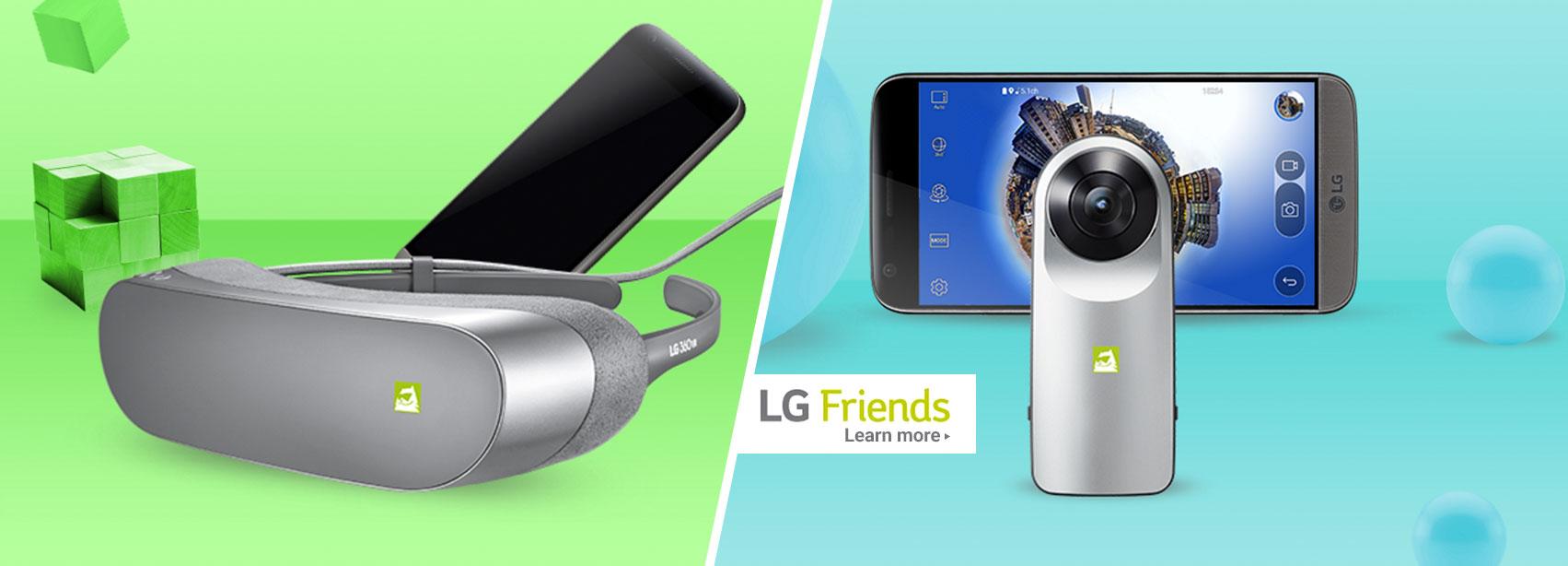 LG Friends