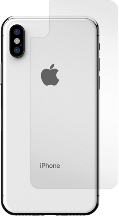 iPhone X Black Ice Edition Back Glass