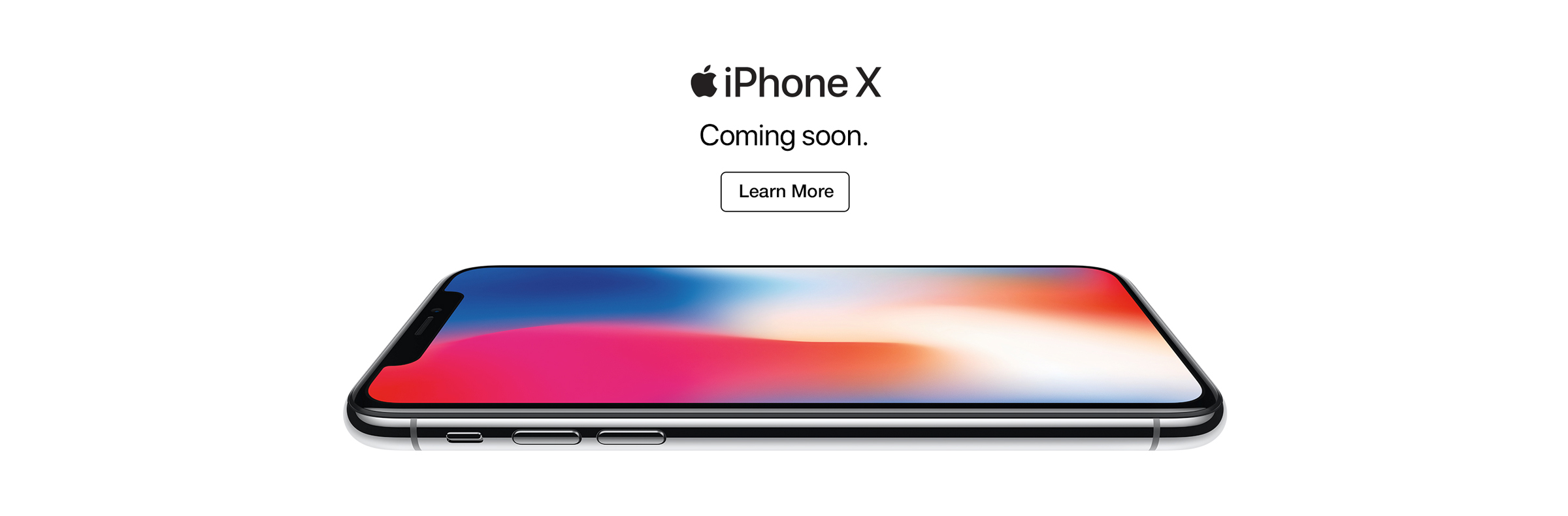 iPhone X is Coming Soon to WIRELESSWAVE