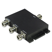SureCall Wide Band 3 Way Splitter - N Female