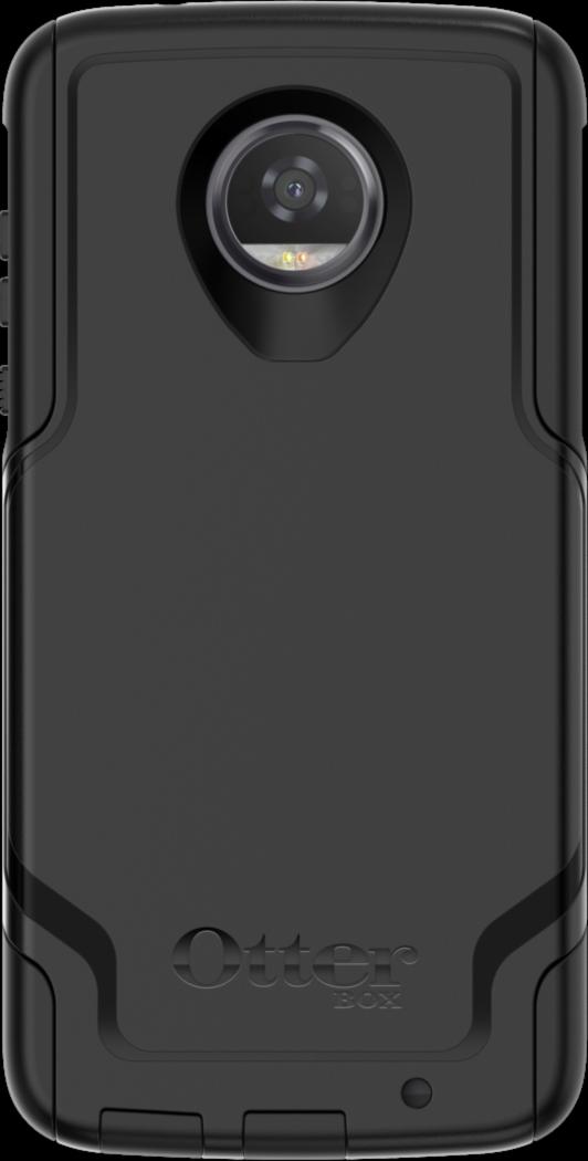 Moto Z2 Play Commuter Case - Black