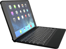 Zagg iPad Air 2 ZAGGkeys Folio