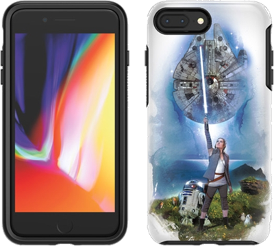 separation shoes 2ca1b 901a0 OtterBox iPhone 8 Plus/7 Plus Symmetry Series Star Wars Case Price ...
