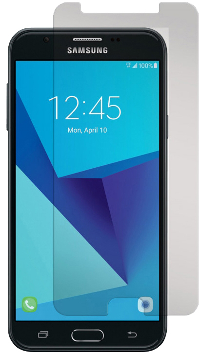 Samsung Galaxy J7 2018 / J7 Refine / J7v 2nd Gen Black Ice Screen Protector