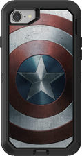 OtterBox iPhone 8/7 Defender Marvel Case