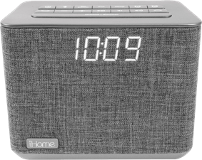 iHome Bluetooth FM Clock Radio/Charger