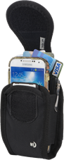 Nite Ize Cargo Ballistic Pouch - iPhone 4/4s & Similar Sized Phones in Cases