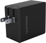 NuPower 4.8A Dual USB Output Wall Charger