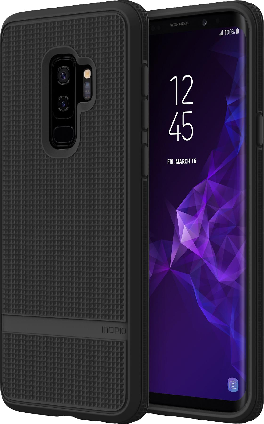 Galaxy S9+ NGP [Advanced] Case - Black
