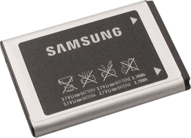 Samsung M360 Standard Battery