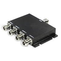 SureCall Wide Band 4 Way Splitter - N Female
