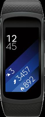 Samsung Gear Fit 2 - Grey