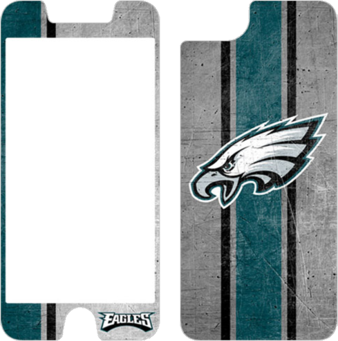 iPhone 8/7/6s/6 NFL Alpha Glass for Front and Back