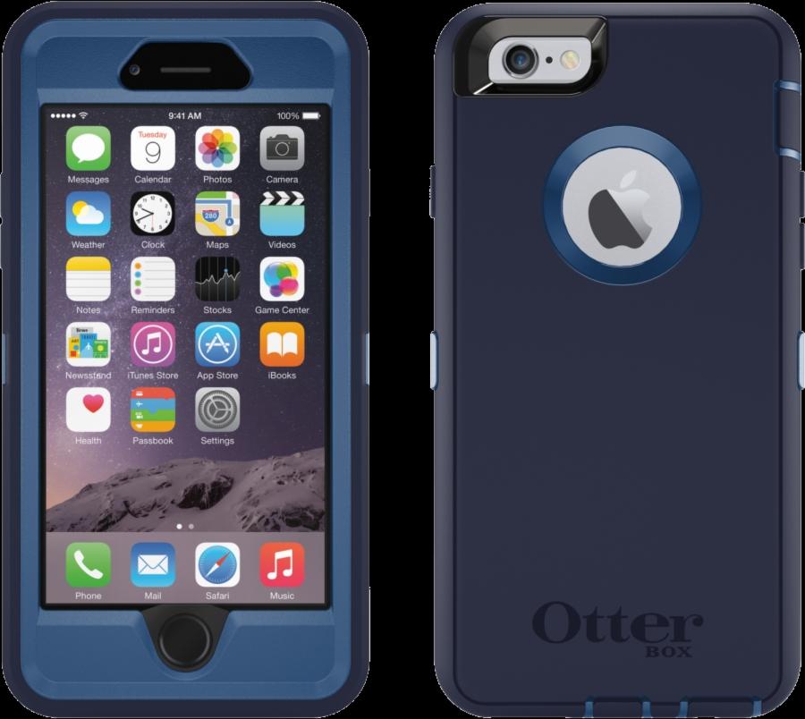 Otterbox Defender Slipcover Iphone  Plus