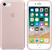 Apple Étui en Silicone pour iPhone 8/7