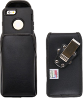Turtleback iPhone 8/7/6s/6 Turtleback Vertical leather Extended Holster