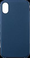 iPhone X Velvet Touch Case