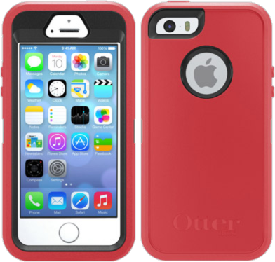 sale retailer 090c2 53cfc OtterBox iPhone 5/5s/SE Defender Case Price and Features