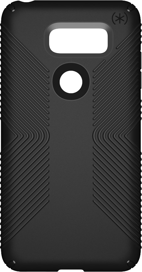 LG V35 Presidio Grip Case - Black