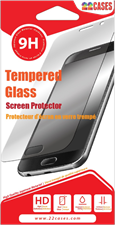 22 Cases iPhone X Glass Screen Protector