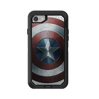 OtterBox iPhone 8/7 Defender Marvel Case