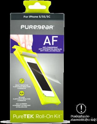 PureGear Galaxy S5 Puretek HD Anti-fingerprint Screen Shield