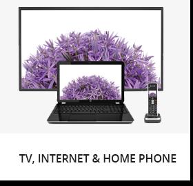 TELUS TV, Internet & Home Phone
