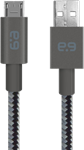 "PureGear MicroUSB 4"" Charge/Sync Cable"