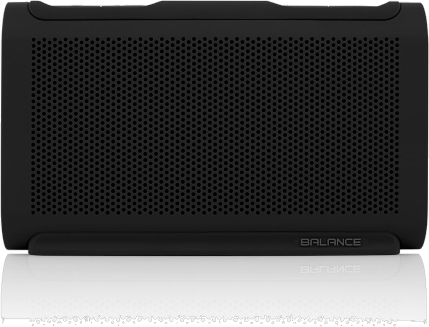 Braven Balance Portable Speaker/Charger/Speakerphone 4000 mAh