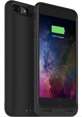 the best attitude 396af 12482 Mophie iPhone 8 Plus/7 Plus Juice Pack Air External Battery Case ...