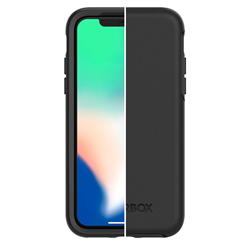 OtterBox Symmetry - iPhone X, Black