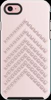Incipio iPhone 7 Rebecca Minkoff Star Studded Case