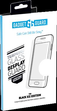Gadgetguard Motorola Moto G5 Plus Black Ice Screen Protector