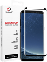 Nimbus9 Galaxy S8+ Quantum Curved Glass Screen Protector