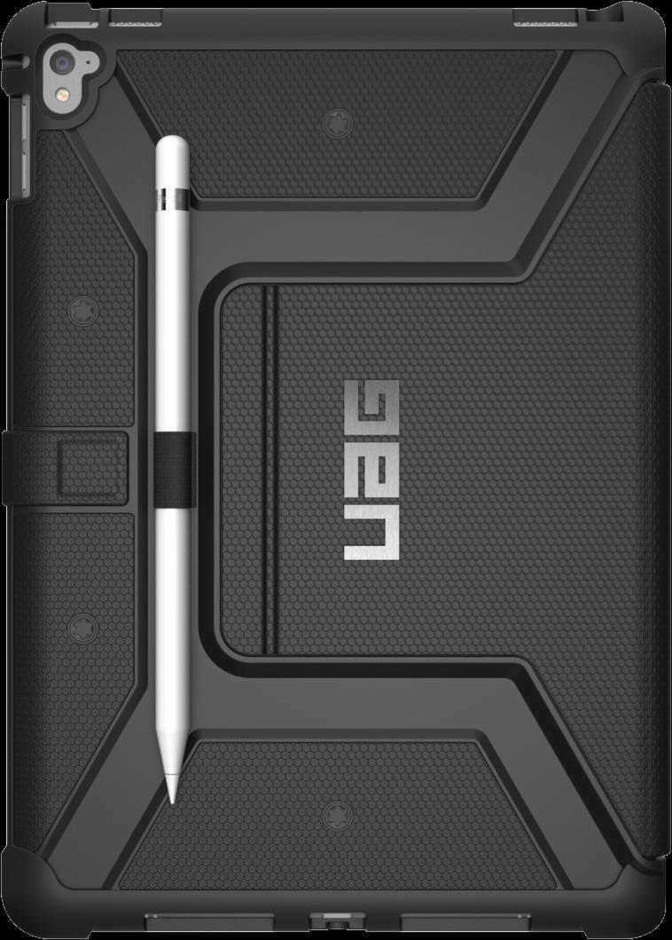 iPad Pro 9.7 Metropolis Folio - Black
