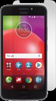 Gadgetguard Motorola Moto E4 Black Ice Edition Tempered Glass Screen Guard