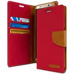 Goospery Samsung S8 Canvas Wallet Case