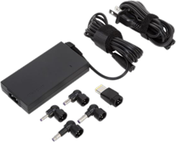 Targus 65W AC Ultra-Slim Universal Laptop Charger