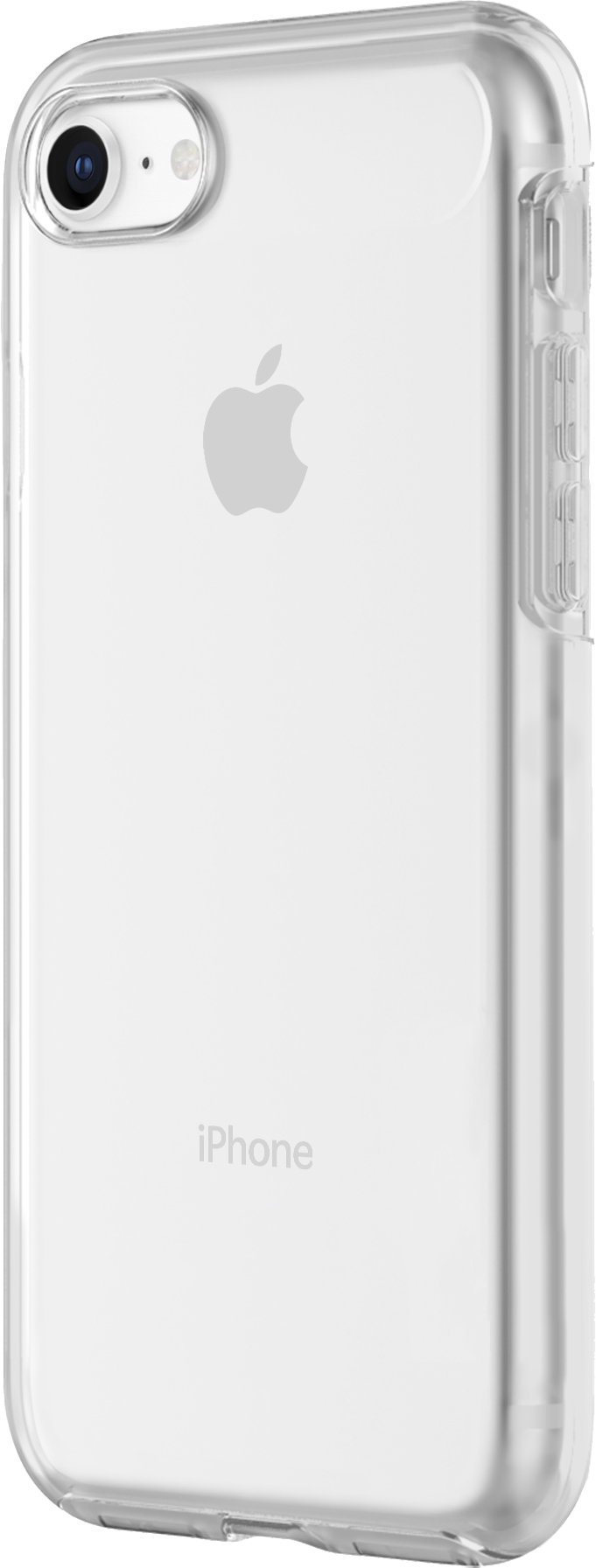 iPhone 8/7/6s/6 Plus Dualpro Pure Case - Clear