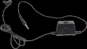 Milicom In-Ear Mic Sonim PTT Headset (1 Wire)