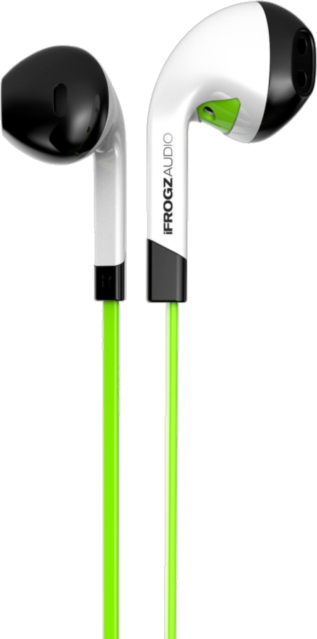 intone iFrogz Earbuds