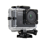 Safari Cam - Wifi Action Camera w/ Remote Watch