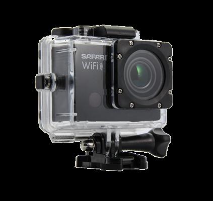Safari Cam - Wifi Action Camera w/ Remote Watch