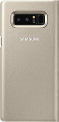 Samsung Galaxy Note8 LED Wallet Cover