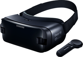 Samsung Gear VR with Controller (Galaxy Note8 Edition)