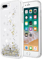 Incipio iPhone  8/7/6s/6 Plus Kate Spade New York Liquid Glitter Case