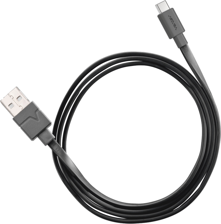 3' chargesync USB to USB Type-C 2.0 Cable