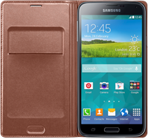 Samsung Galaxy S5 Wallet Flip Cover