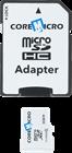 Core Micro CoreMicro SD Card w/ SD Adapter